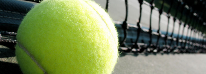 Image of a Tennis ball